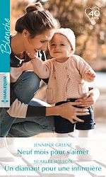 Télécharger le livre :  Neuf mois pour s'aimer - Un diamant pour une infirmière