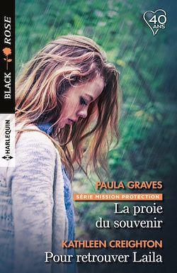 Télécharger le livre :  La proie du souvenir - Pour retrouver Laila