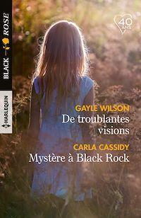 Télécharger le livre : De troublantes visions - Mystère à Black Rock