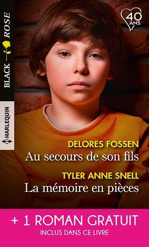 Téléchargez le livre :  Au secours de son fils - La mémoire en pièces - A l'épreuve du doute