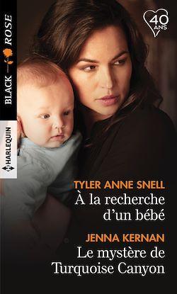 Télécharger le livre :  A la recherche d'un bébé - Le mystère de Turquoise Canyon