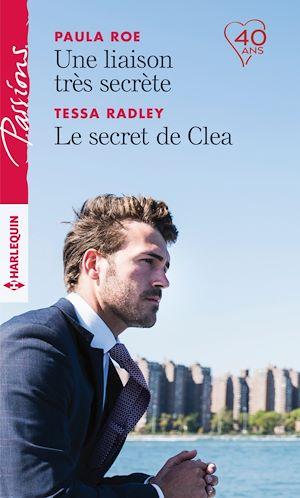 Téléchargez le livre :  Une liaison très secrète - Le secret de Clea