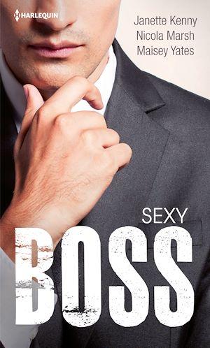 Téléchargez le livre :  Sexy Boss