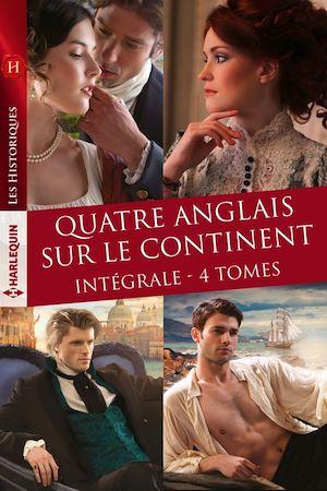 """Téléchargez le livre :  Intégrale """"Quatre Anglais sur le continent"""""""