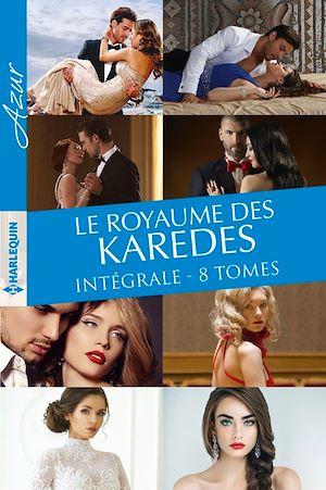 Téléchargez le livre :  Le royaume des Karedes - Intégrale 8 romans