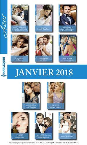 Téléchargez le livre :  11 romans Azur + 1 gratuit (nº3905 à 3915 - Janvier 2018)
