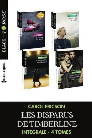 Téléchargez le livre :  Les disparus de Timberline - Intégrale 4 tomes