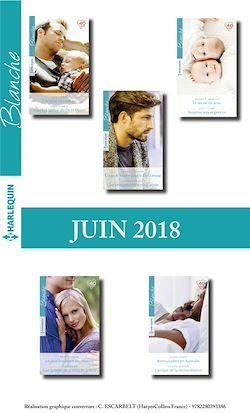 10 romans Blanche (nº1371 à 1375 - Juin 2018)