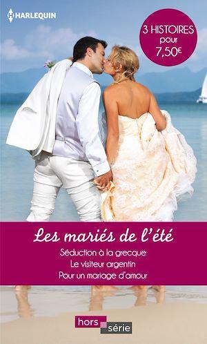 Téléchargez le livre :  Les mariés de l'été