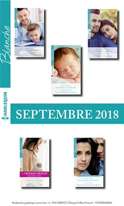 10 romans Blanche + 1 gratuit (nº1386 à 1390 - Septembre 2018)