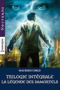 Télécharger le livre : La légende des Immortels : la trilogie intégrale