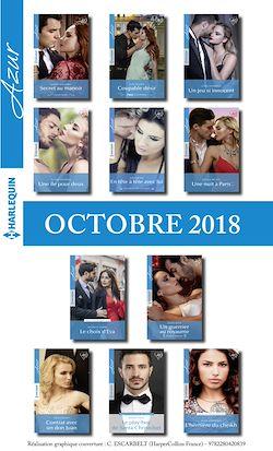 11 romans Azur (nº 4004 à 4014 - Octobre 2018)