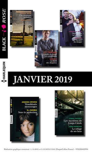Téléchargez le livre :  10 romans Black Rose (n°514 à 518 - Janvier 2019)