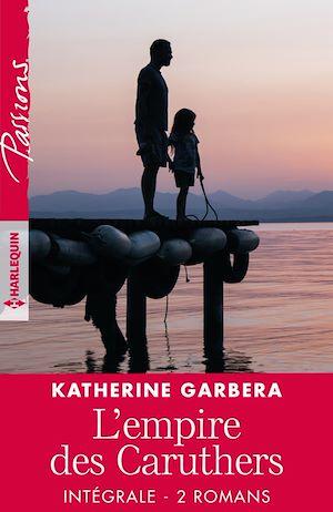"""Téléchargez le livre :  Intégrale de la série """"L'empire des Caruthers"""""""
