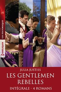 """Télécharger le livre : Intégrale de la série """"Les gentlemen rebelles"""""""