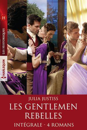"""Téléchargez le livre :  Intégrale de la série """"Les gentlemen rebelles"""""""