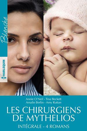"""Téléchargez le livre :  Intégrale de la série """"Les chirurgiens de Mythelios"""""""