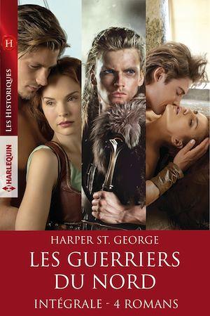 """Téléchargez le livre :  Intégrale de la série """"Les guerriers du Nord"""""""