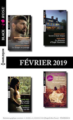 Téléchargez le livre :  11 romans Black Rose (n° 519 à 522 - Février 2019)