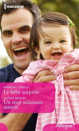 Téléchargez le livre :  Le bébé surprise - Un trop séduisant associé