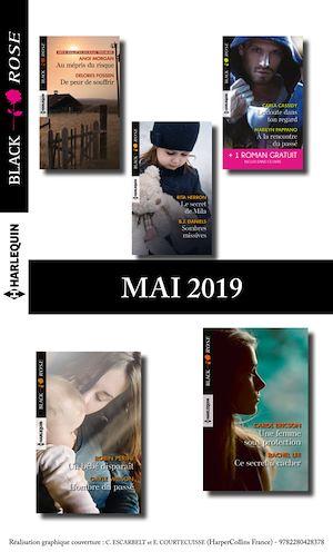 Téléchargez le livre :  10 romans Black Rose + 1 gratuit (n°532 à 536 - Mai 2019)