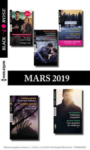 Téléchargez le livre :  10 romans Black Rose + 1 gratuit (n°523 à 527 - Mars 2019)