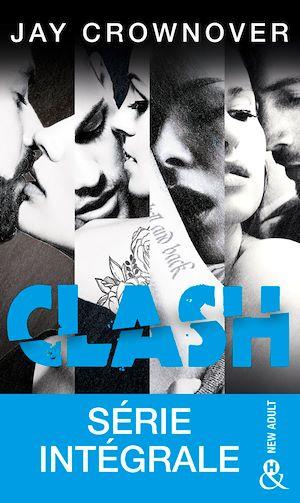 Téléchargez le livre :  Clash - Série intégrale