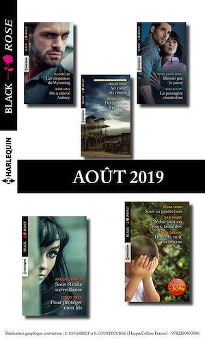 Téléchargez le livre :  11 romans Black Rose (n°546 à 549 - Août 2019)