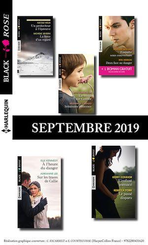Téléchargez le livre :  10 romans Black Rose + 1 gratuit (n°550 à 554 - Septembre 2019)