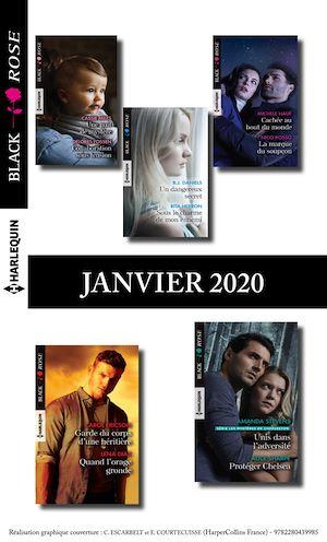 Téléchargez le livre :  Pack mensuel Black Rose : 10 romans (Janvier 2020)