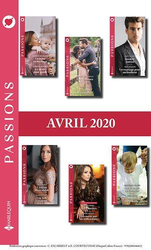 Téléchargez le livre :  Pack mensuel Passions : 12 romans (Avril 2020)