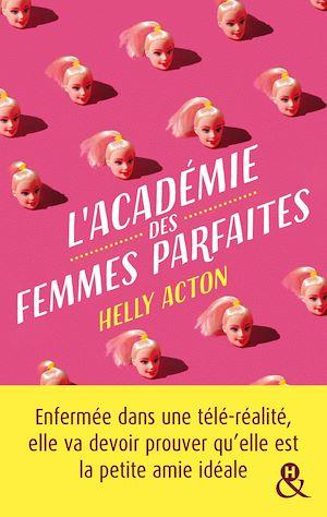 Téléchargez le livre :  L'académie des femmes parfaites - Extrait gratuit