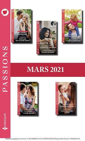 Téléchargez le livre :  Pack mensuel Passions : 10 romans (Mars 2021)
