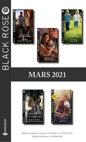 Téléchargez le livre :  Pack mensuel Black Rose : 11 romans (Mars 2021)