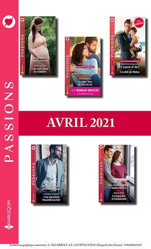 Téléchargez le livre :  Packs mensuel Passions : 10 romans + 1 gratuit (Avril 2021)