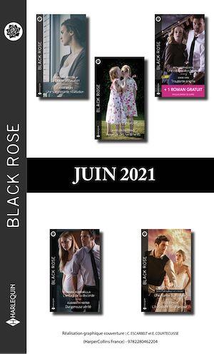 Téléchargez le livre :  Pack mensuel Black Rose : 10 romans + 1 gratuit (Juin 2021)