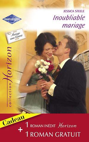 Téléchargez le livre :  Inoubliable mariage - Associés pour la vie (Harlequin Horizon)