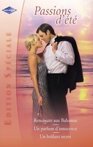 Téléchargez le livre :  Passions d'été (Harlequin Edition Spéciale)