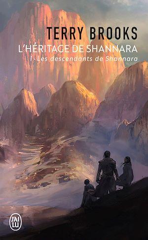 Téléchargez le livre :  L'héritage de Shannara (Tome 1) - Les descendants de Shannara