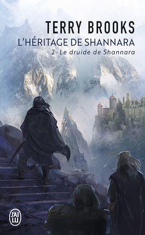 Téléchargez le livre :  L'héritage de Shannara (tome 2) - Le druide de Shannara