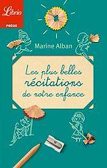 Télécharger le livre :  Les Plus Belles Récitations de notre enfance