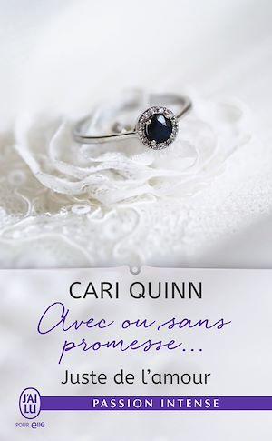 Téléchargez le livre :  Juste de l'amour (Tome 3) - Avec ou sans promesse…