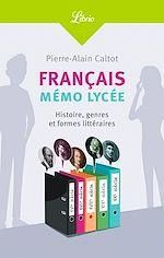 Télécharger le livre :  Français : mémo Lycée