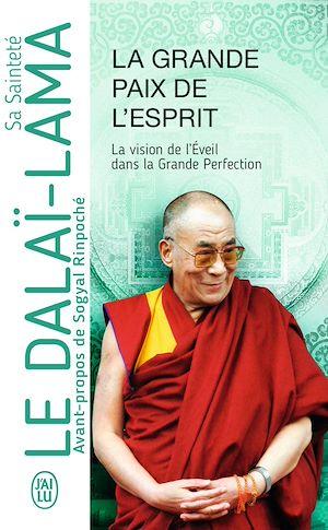 Téléchargez le livre :  La Grande Paix de l'Esprit