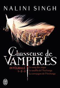Télécharger le livre : Chasseuse de vampires (L'Intégrale Tomes 1,2,3)
