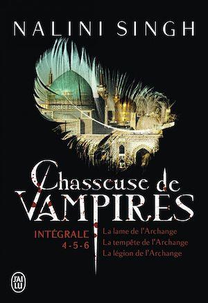 Téléchargez le livre :  Chasseuse de vampires  - L'Intégrale 2 (Tomes 4, 5 et 6)