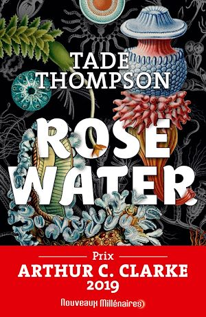 Téléchargez le livre :  Rosewater (Tome 1)