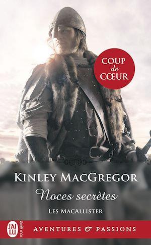 Téléchargez le livre :  Les MacAllister (Tome 1) - Noces secrètes