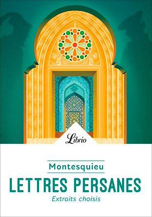 Téléchargez le livre :  Lettres persanes