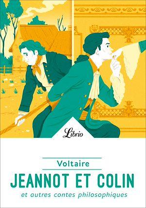 Téléchargez le livre :  Jeannot et Colin et autres contes philosophiques
